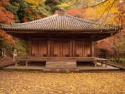 Bungotakada City / National Treasure,Fuki-ji Temple's Odo Hall