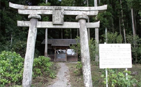 Amabiki Shrine